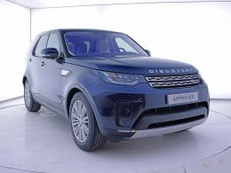 Coches segunda mano - Land Rover Discovery 3.0 TD6 190kW (258CV) HSE Luxury Auto en Zaragoza