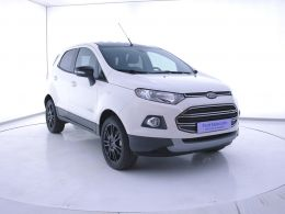 Coches segunda mano - Ford EcoSport 1.5 TDCi 95cv Titanium S en Zaragoza