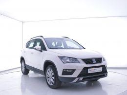 Coches segunda mano - SEAT Ateca 1.6 TDI 115cv St&Sp Style Ecomotive en Zaragoza