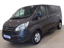Coches segunda mano - Ford Tourneo Custom 2.2 TDCI 155cv 300 L2 Titanium en Huesca