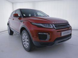 Coches segunda mano - Land Rover Range Rover Evoque 2.0L eD4 Diesel 110kW (150CV) 4x2 SE en Zaragoza