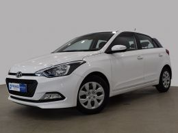 Coches segunda mano - Hyundai i20 1.4 CRDi Link LDWS en Huesca