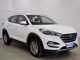 Coches segunda mano - Hyundai Tucson 1.6 GDi BlueDrive Link 4x2 en Huesca