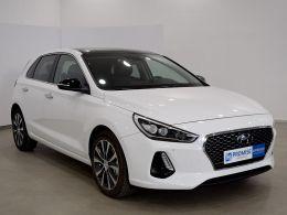 Coches segunda mano - Hyundai i30 1.6 CRDi 100kW (136CV) Style Lux en Huesca