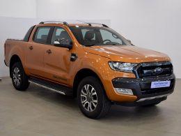 Ford Ranger segunda mano Huesca