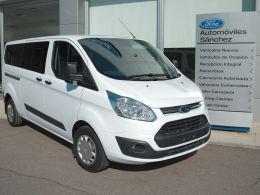 Coches segunda mano - Ford Transit Custom Mixto 2.0 TDCI 125kW 310 L1 Trend M1 en Zaragoza