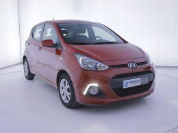 Coches segunda mano - Hyundai i10 1.0 Tecno Orange en Zaragoza