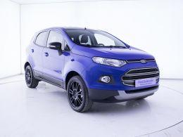 Ford EcoSport segunda mano Zaragoza