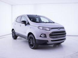 Coches segunda mano - Ford EcoSport 1.0 EcoBoost 125cv Titanium S en Zaragoza