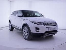 Coches segunda mano - Land Rover Range Rover Evoque 2.2L TD4 150CV 4x4 Prestige Auto en Zaragoza