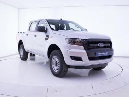 Coches segunda mano - Ford Ranger 2.2 TDCi 118kW 4x4 Super Cab XL S/S en Zaragoza