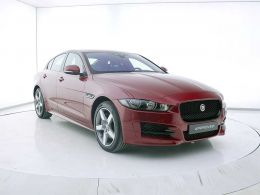 Coches segunda mano - Jaguar XE 2.0 Diesel 177kW R-Sport Auto AWD en Zaragoza