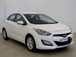 Coches segunda mano - Hyundai i30 1.6 CRDi 110cv Tecno en Huesca