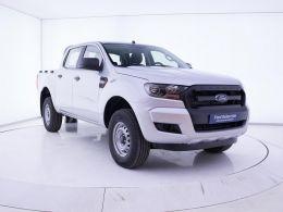 Coches segunda mano - Ford Ranger 2.2 TDCi 118kW 4x4 Doble Cab. XL S/S en Huesca