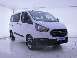 Coches segunda mano - Ford Transit Custom Kombi 2.0 TDCI 96kW 310 L1 Ambiente en Zaragoza
