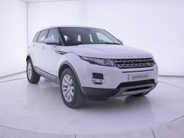 Coches segunda mano - Land Rover Range Rover Evoque 2.0D TD4 150CV 4x4 Pure Tech Auto. en Zaragoza