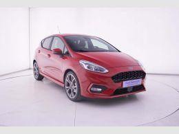 Coches segunda mano - Ford Fiesta 1.0 EcoBoost 92kW ST-Line 5p en Zaragoza