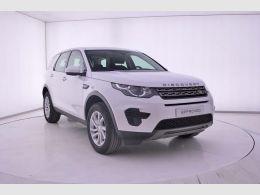Coches segunda mano - Land Rover Discovery Sport 2.0L TD4 110kW (150CV) 4x4 SE en Zaragoza