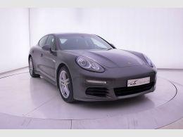 Coches segunda mano - Porsche Panamera Diesel Edition en Zaragoza