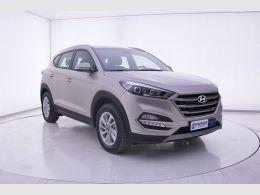 Coches segunda mano - Hyundai Tucson 1.7 CRDi BlueDrive Klass 4x2 en Zaragoza