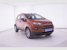 Coches segunda mano - Ford EcoSport 1.5 TDCi 95cv Trend en Zaragoza