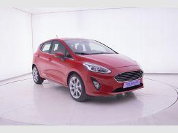 Coches segunda mano - Ford Fiesta 1.5 TDCi 63kW Titanium 5p en Zaragoza