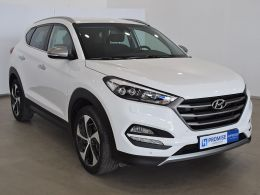 Coches segunda mano - Hyundai Tucson 1.7CRDi 85kW (115CV) BlueDrive Kosmo 4x2 en Huesca