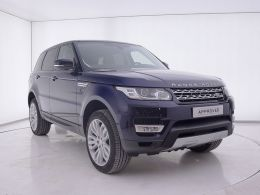 Coches segunda mano - Land Rover Range Rover Sport 3.0 SDV6 225kW (306CV) HSE en Zaragoza