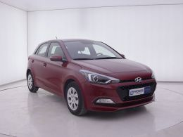 Coches segunda mano - Hyundai i20 1.2 MPI Klass en Zaragoza