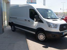Coches segunda mano - Ford Transit 350 125kW L3H2 Van Trend Delantera en Zaragoza