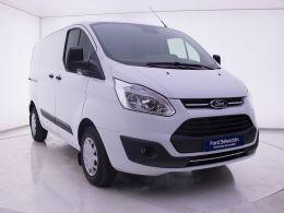 Coches segunda mano - Ford Transit Custom Van 2.2 TDCI 125cv 270 L1 Trend en Zaragoza