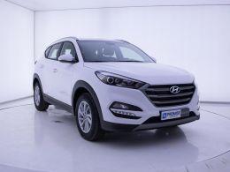 Coches segunda mano - Hyundai Tucson 1.7 CRDi 85kW (115CV) BlueD Link Sky 4x2 en Huesca
