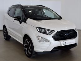 Coches segunda mano - Ford EcoSport 1.0L EcoB. 92kW (125CV) S&S ST Line Auto en Huesca