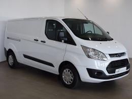 Coches segunda mano - Ford Transit Custom Van 2.0 TDCI 96kW 290 L2 Trend en Huesca