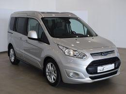 Coches segunda mano - Ford Tourneo Custom Titanium L1 1,5 120cv en Zaragoza