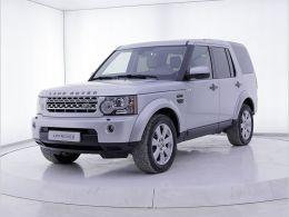 Coches segunda mano - Land Rover Discovery 3.0 SDV6 HSE 255cv en Zaragoza
