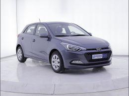 Coches segunda mano - Hyundai i20 1.4 CRDi Link en Zaragoza