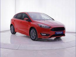 Coches segunda mano - Ford Focus 1.5 TDCi E6 120cv ST-Line en Zaragoza