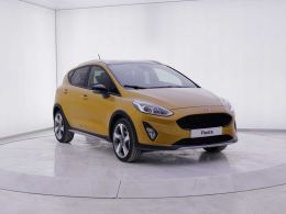 Coches segunda mano - Ford Fiesta 1.5 TDCi 63kW Active+ 5p en Zaragoza