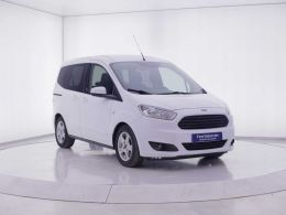Coches segunda mano - Ford Tourneo Courier Kombi 1.5 TDCi 95cv Trend en Zaragoza