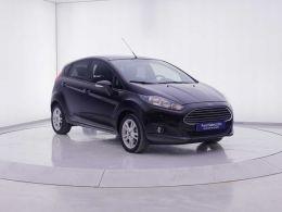 Coches segunda mano - Ford Fiesta 1.0 EcoBoost 100cv Trend 5p en Zaragoza