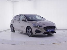 Coches segunda mano - Ford Focus 1.5 TDCi E6 120cv PowerShift ST-Line en Zaragoza
