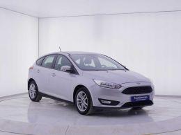 Coches segunda mano - Ford Focus 1.6 TI-VCT 125cv PowerShift Trend+ en Zaragoza