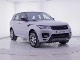 Coches segunda mano - Land Rover Range Rover Sport 3.0 SDV6 225kW (306CV) HSE Dynamic en Zaragoza