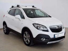 Coches segunda mano - Opel Mokka 1.7 CDTi 4X2 Excellence Auto en Huesca