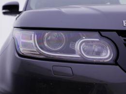 Land Rover Range Rover Sport segunda mano Zaragoza