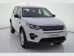 Coches segunda mano - Land Rover Discovery Sport 2.0L eD4 110kW (150CV) 4x2 Pure en Zaragoza