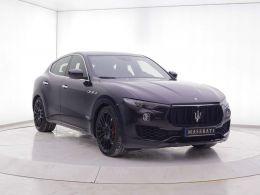 Coches segunda mano - Maserati Levante V6 430 HP AWD S en Zaragoza