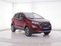 Coches segunda mano - Ford EcoSport 1.0L EcoBoost 92kW (125CV) S&S Titanium en Zaragoza