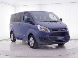 Coches segunda mano - Ford Tourneo Custom 2.0 TDCI 130cv L1 Titanium en Zaragoza